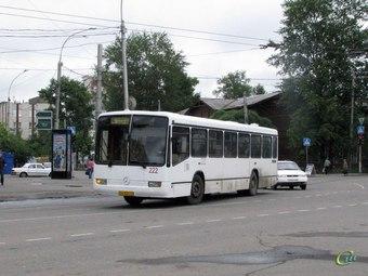 Один из автобусных маршрутов отменят в Вологде с 10-го мая.